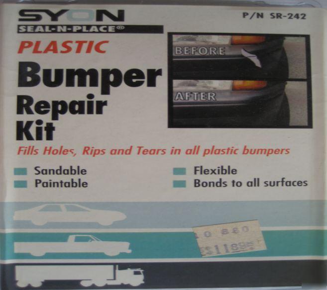 Plastic Repair Material For Cars
