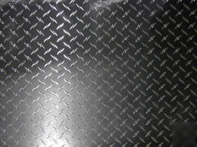 48 Quot X96 Quot Diamond Plate Plastic Sticker Decal Sheet
