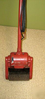 Vintage johnson wax electric floor polisher 1926 model