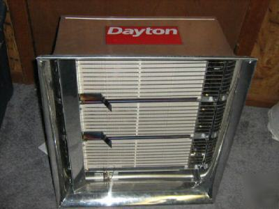 Dayton 90 000 Btu Infrared Lp Gas Heater