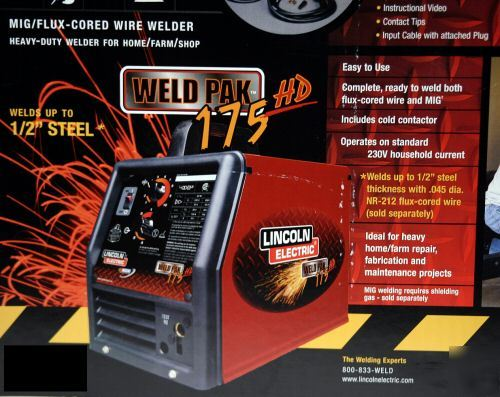 Lincoln Electric Weld