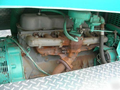 Onan 45em Portable Propane Emergency Standby Generator