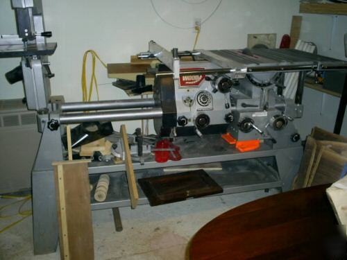 Smithy super shop 10 in 1 woodworking beast sale